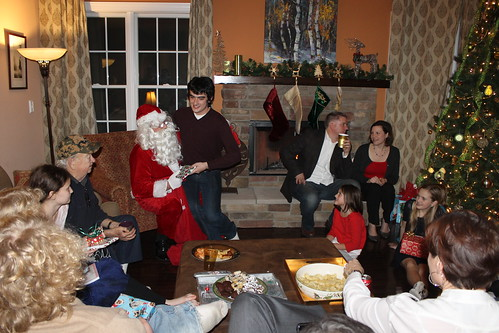 Holland-Fawcett Family Christmas Party (2014)