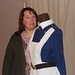 Oshawa Hist Soc WWI Nurse Outfit & Guy House Nov 18 2014