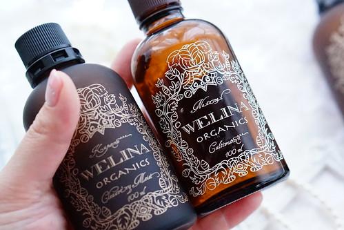 ウェリナ冬仕様化粧水