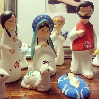 It will be impossible to outdo the world's most SuRpRiSeD!!! nativity.