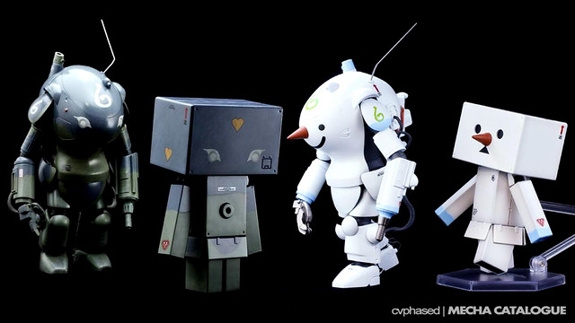 Sen-Ti-Nel Ma.K.DANBOARD with Yotsuba/SNOWMAN & S.A.F.S.Love