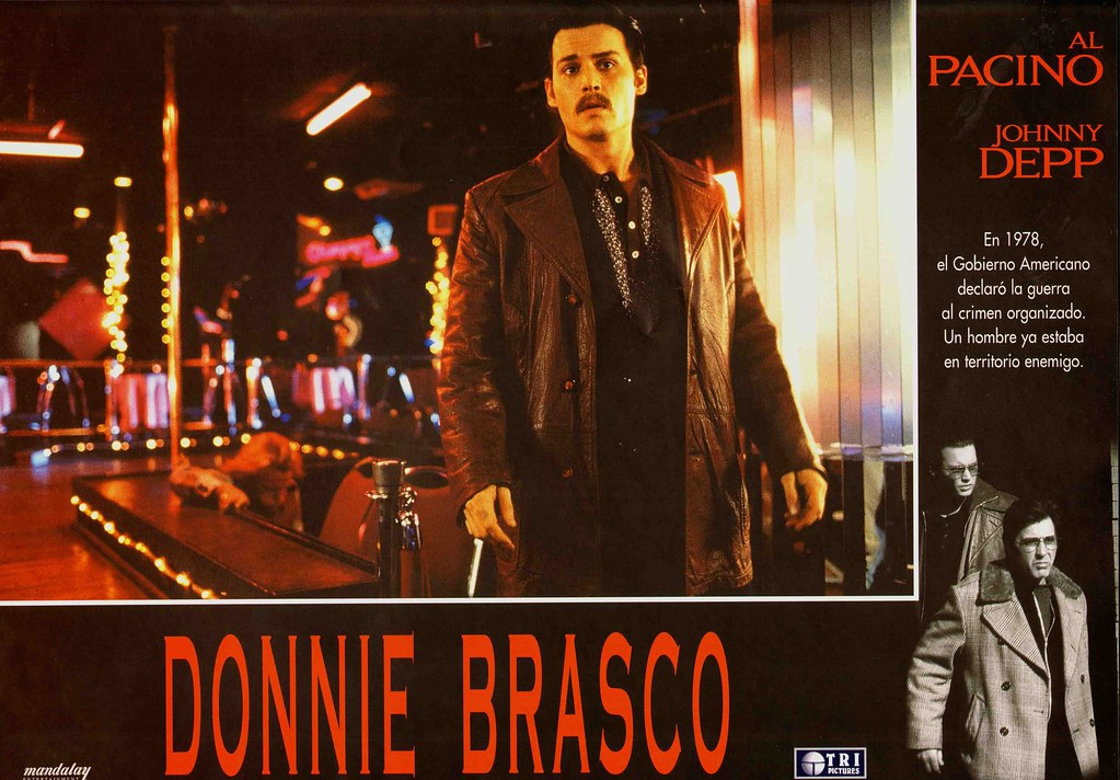 1997 DONNIE BRASCO. Mike Newell