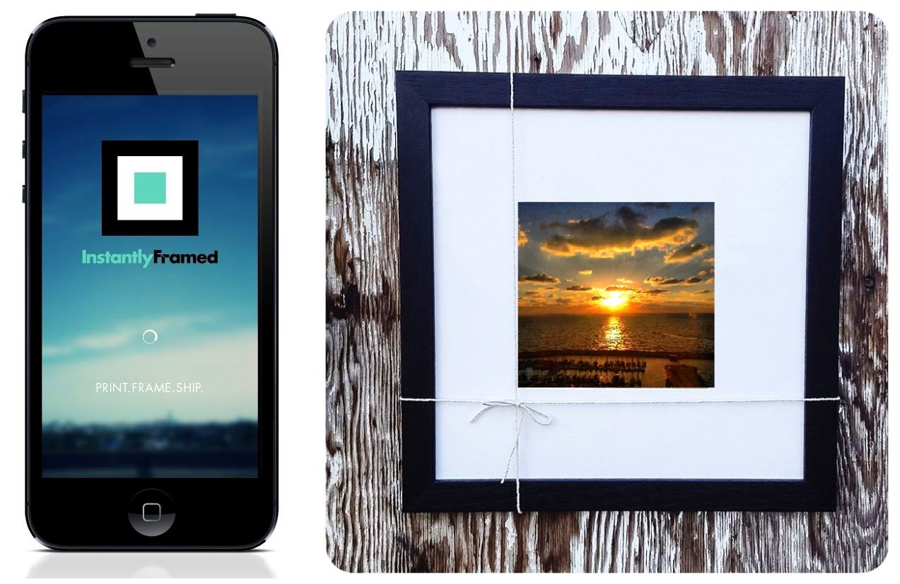 iFrame app and frame