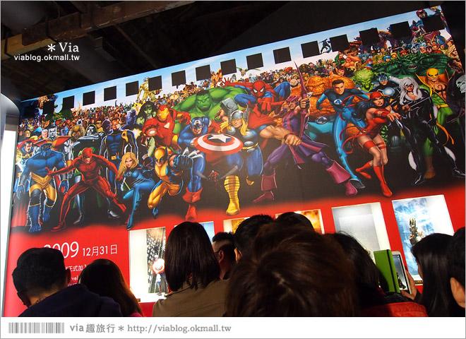 【迪士尼90週年特展】2014台北松山迪士尼特展~跟著迪士尼回顧走過90年的精彩畫面!14