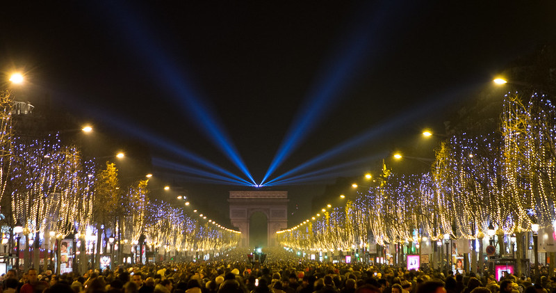 Happy New Year From Paris With Love