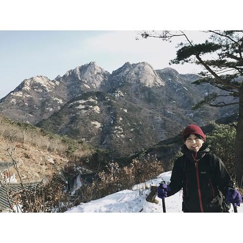 죠타아~~ #mountain