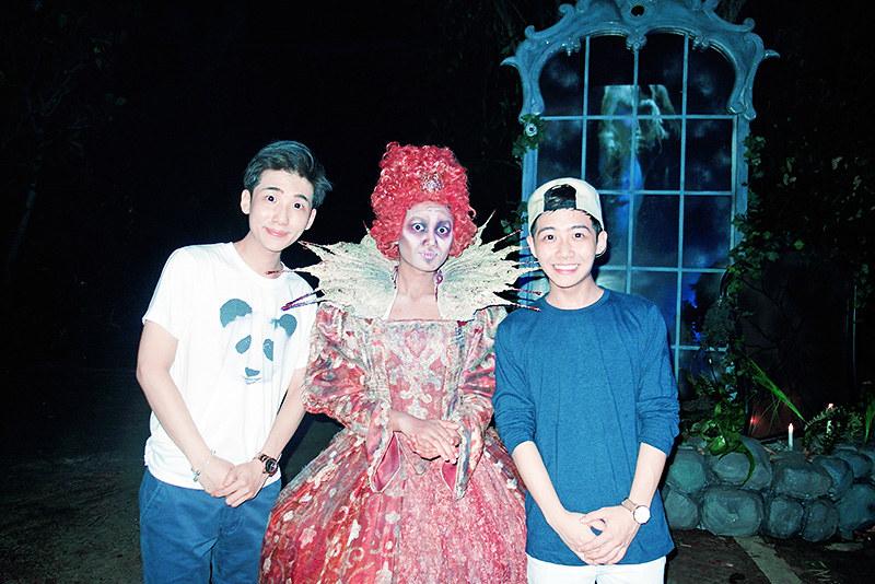 typicalben randy rss halloween horror nights