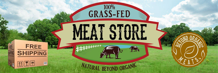 Grass-fed meat store