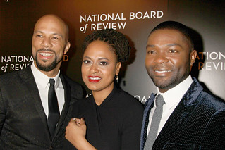 Common, Ava DuVernay and David Oyelowo
