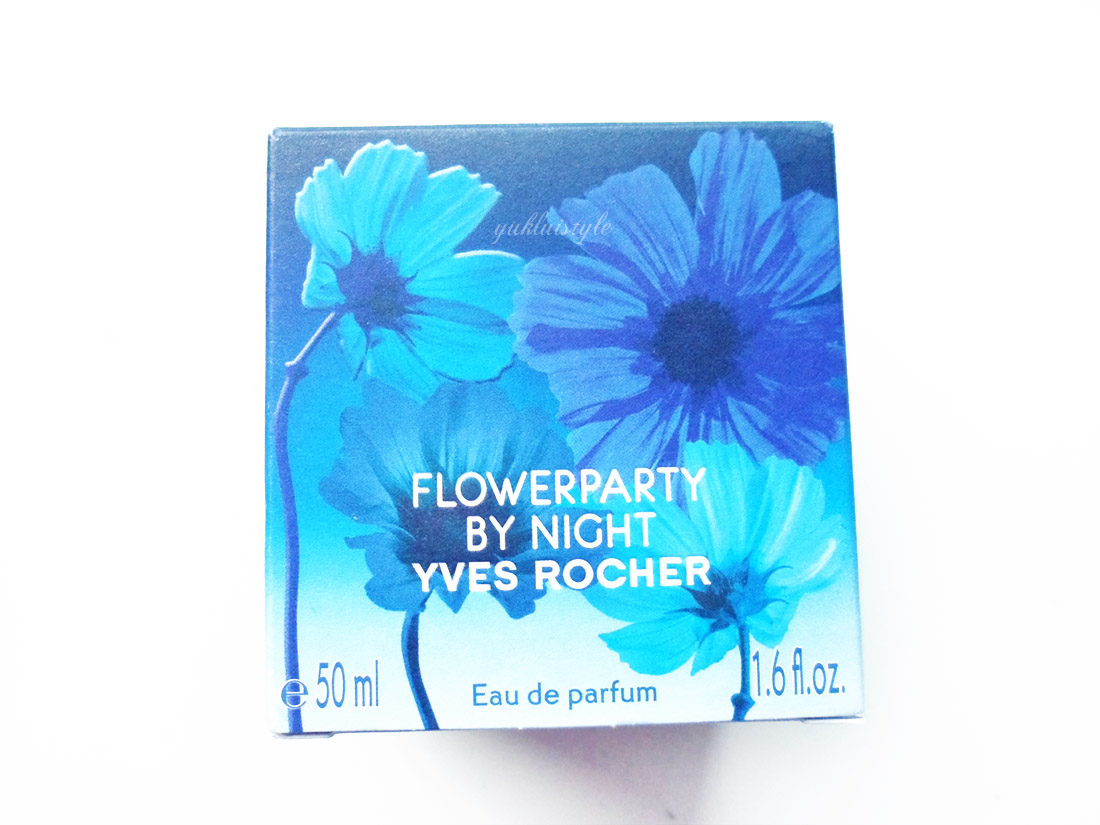 Yves Rocher Flowerparty By Night Fragrance Eau de Parfum review