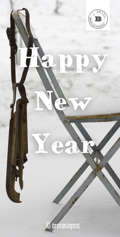 happy new year brocante post