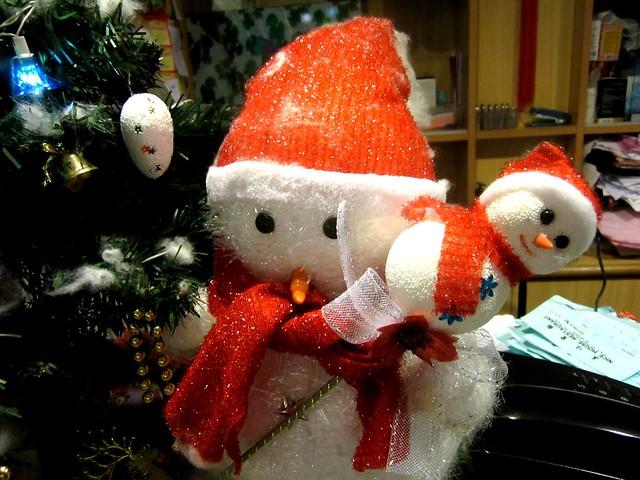 Christmas at Nice House
