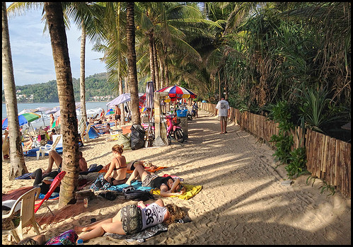 Kamala Beach 28th December 2014