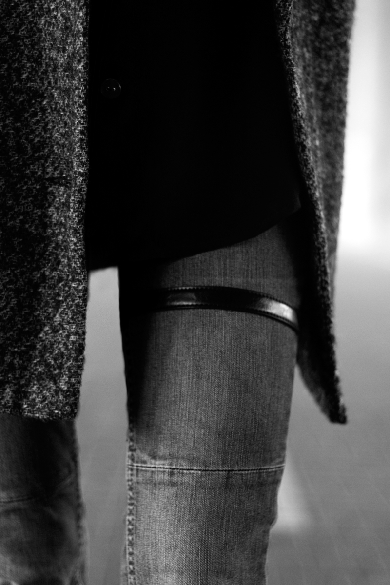 Incognito on AfterTwoFive.com | Pimkie Coat | H&M Jeans | Zara Pony Hair Booties