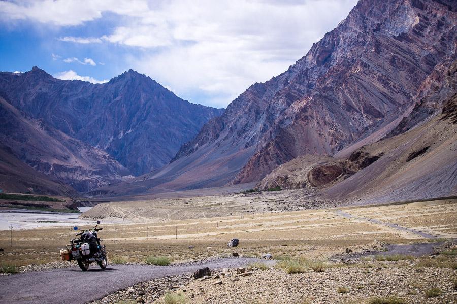 Долина Занскар (Заскар) © Kartzon Dream - авторские путешествия, авторские туры в Индию, тревел фото, тревел видео, фототуры