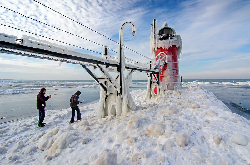 South Haven in Winter