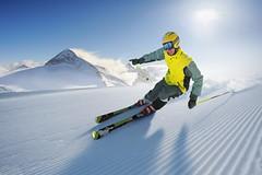 Pohodové a prestižní lyžování v Rakousku