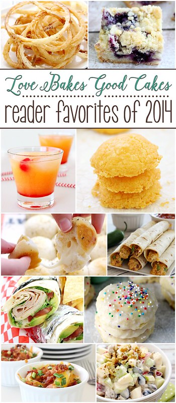 Top 10 Love Bakes Good Cakes Reader Favorites of 2014