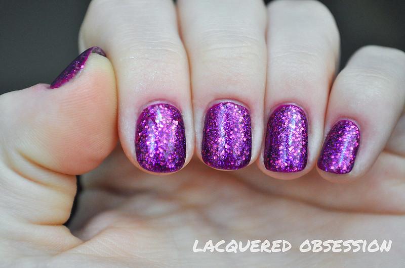 Iba fialová / Only purple