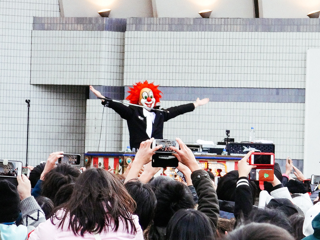 "Sekai No Owari Free Live ""Tree"" in Tokyo: DJ LOVE"