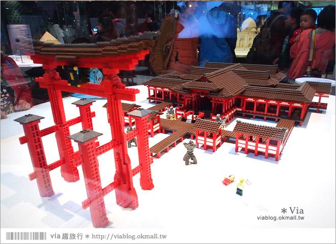 【樂高世界遺產展2014】台北樂高積木展/松山~超精彩!用樂高一日環遊全世界!5