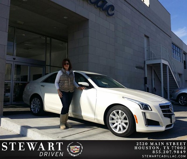Congratulations To Madelyn Stephens On Your #Cadillac #Cts