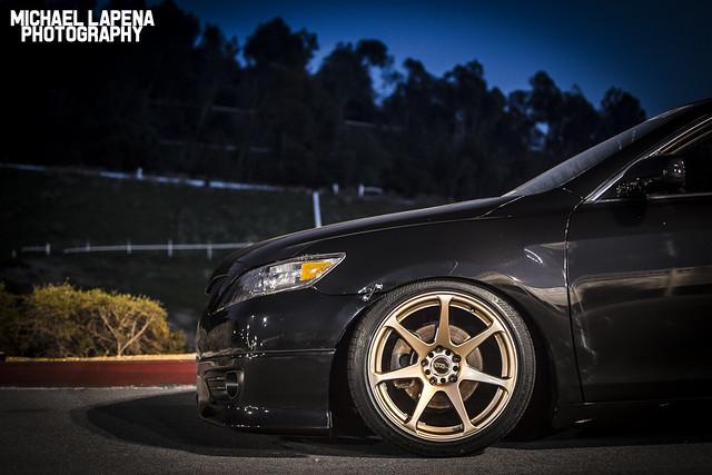 Zoro's Toyota Camry