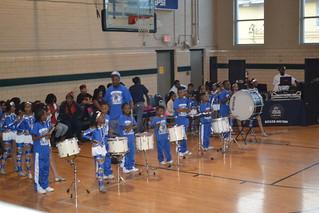023 Crump Elementary Drumline