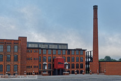 High Point 'The Factory' Building