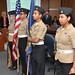Chaparral HS ROTC at the 5-12-2016 Board Meeting