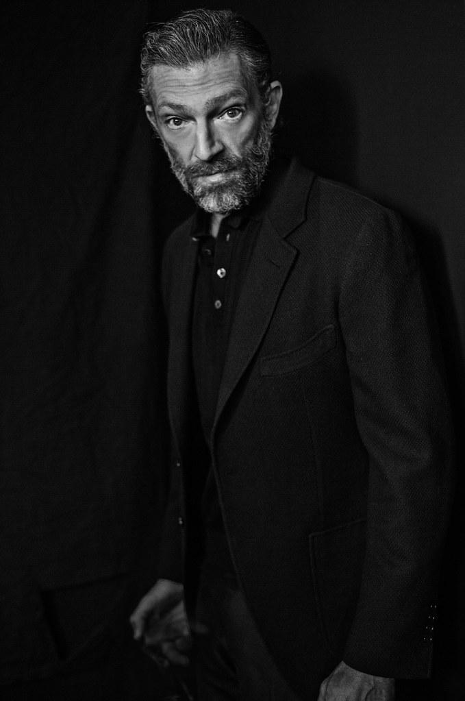 Венсан Кассель — Фотосессия для «Это всего лишь конец света» на «CFF» 2016 – 2