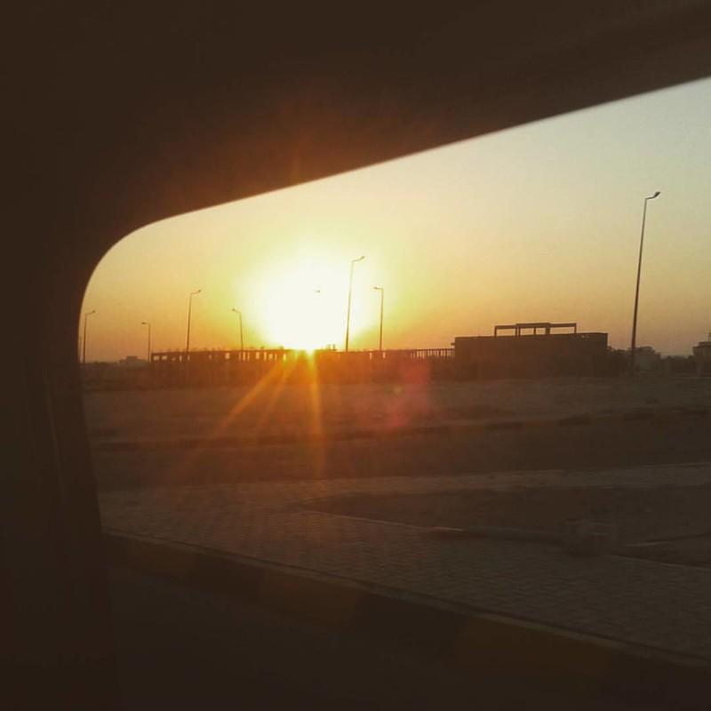 Godmorgen verden :) #Hurghada #solopgang #sfinks_rejser