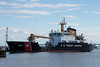 Duluth Trip - May 2016 - The Buoy Tender USCGC Alder at the Dock