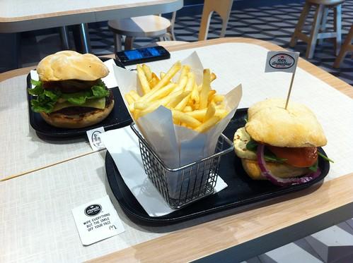 McDonalds' Create Your Taste