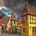 Eguisheim by vespibob