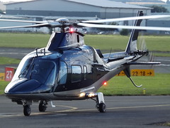 G-IOOK Agusta A109 Helicopter Hundred Percent Aviation Ltd