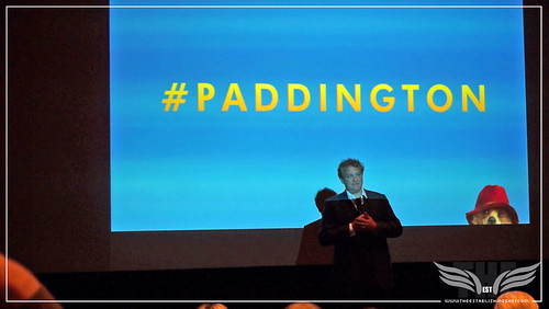 The Establishing Shot: HUGH BONNEVILLE INTRODUCES PADDINGTON by Craig Grobler, on Flickr