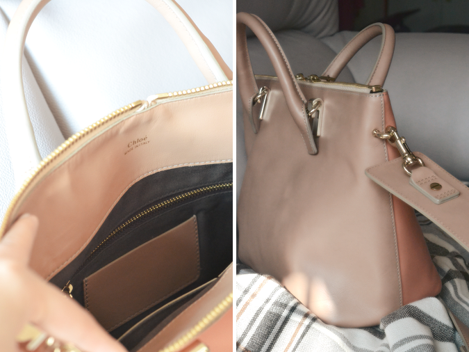 Daisybutter - Hong Kong Lifestyle & Fashion Blog: Chloé Baylee medium tote