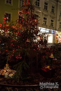 Villach Christkindlmarkt 2014