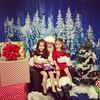Here comes Santa Claus #reindeergames