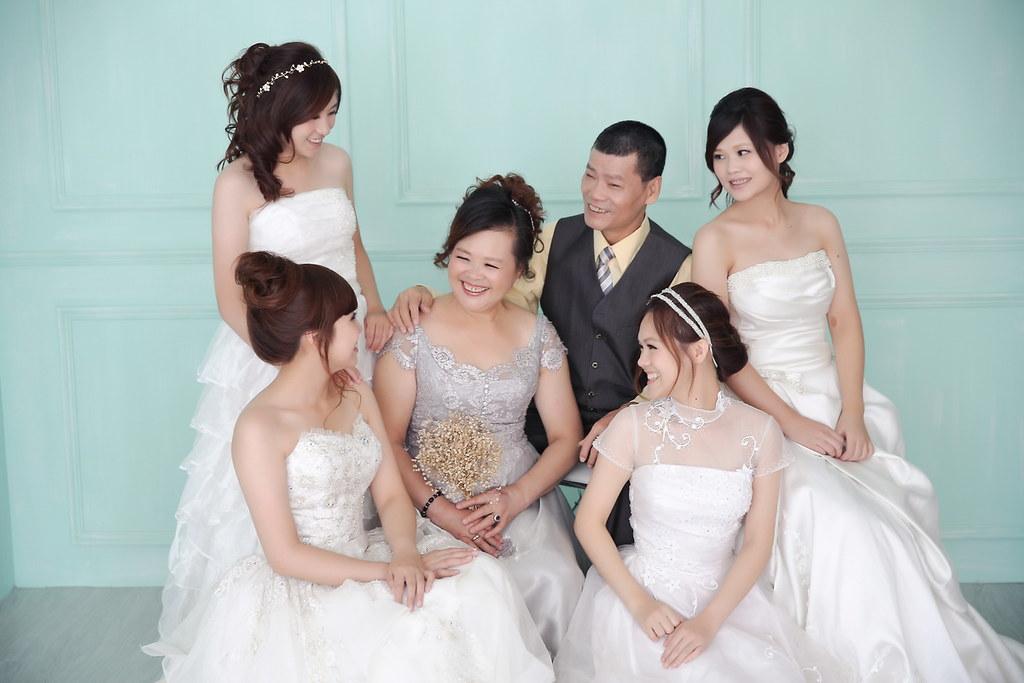 Kelly全家福,朱志東 ,雅妃 Sonia ,ES widding 攝影棚,ES wedding