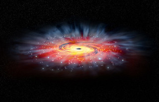Milky Way supermassive Black Hole