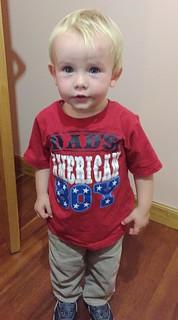 Dad's American Boy