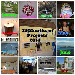 12 Months of Projects: 2014