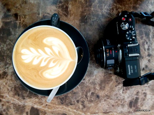 Latte Photgraphy