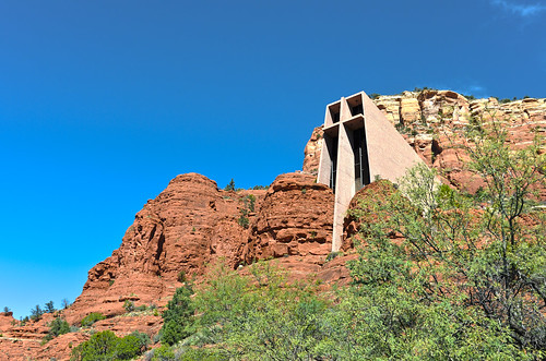 Sedona: Chapel of the Holy Cross