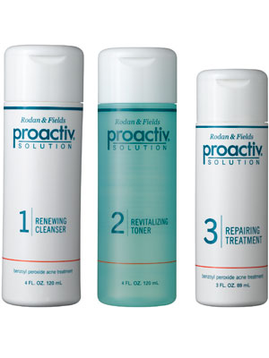 Proactiv basic 3 step System
