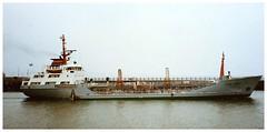 Swansea Docks.