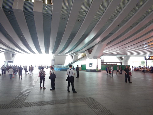 China - Shenzen Train Station