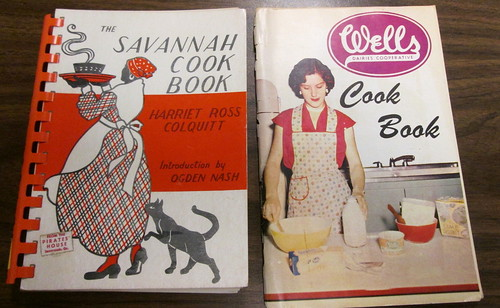 More Vintage Cookbooks